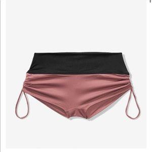 Victoria Secret PINK Gym To Swim Shorts XS NEW